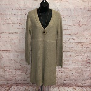 The North Face Alpaca Wool sweater dress